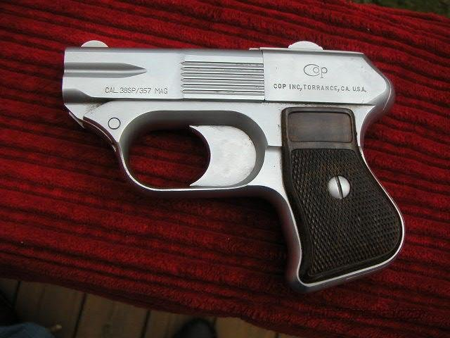 COP 357 4 Barrel Derringer  Guns > Pistols > Derringer Modern
