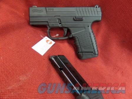 Walther PPS Pistol 9mm 3.2-inch Black 7rd Mags, NIB  Guns > Pistols > Walther Pistols > Post WWII > PPS