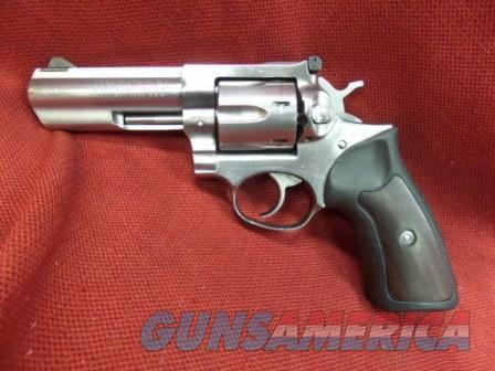 Ruger GP100 .357mag STS VG, NO reserve-  Guns > Pistols > Ruger Double Action Revolver > GP100