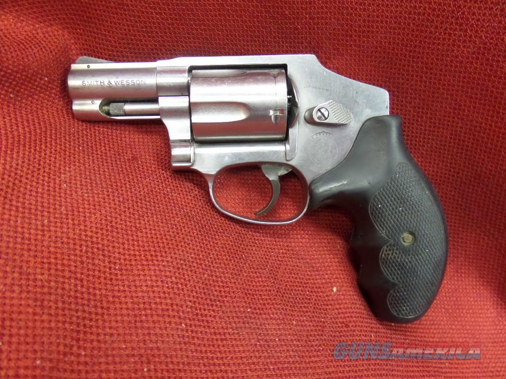 "SMith & Wesson 640, .357magnum, STS, 5 shot 2-1/8"" brl  Guns > Pistols > Smith & Wesson Revolvers > Pocket Pistols"
