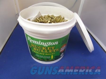 Remington .22LR 1400rds, Bucket O' Bullets  Non-Guns > Ammunition