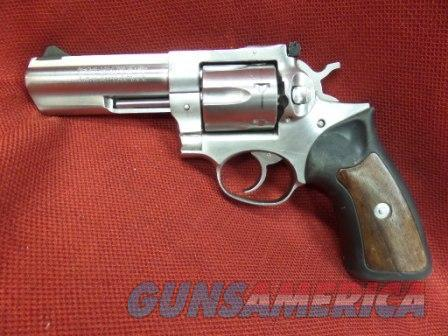 Ruger GP100 .357mag STS, Excellent Condition  Guns > Pistols > Ruger Double Action Revolver > GP100