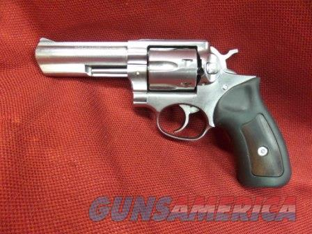 Ruger GP100 .357Magnum 6 shot Stainless Very Good  Guns > Pistols > Ruger Double Action Revolver > GP100