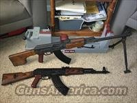 Post Sample Polish RPK Machine Gun  Class 3 Rifles > Class 3 Dealer/Law Enf. Only