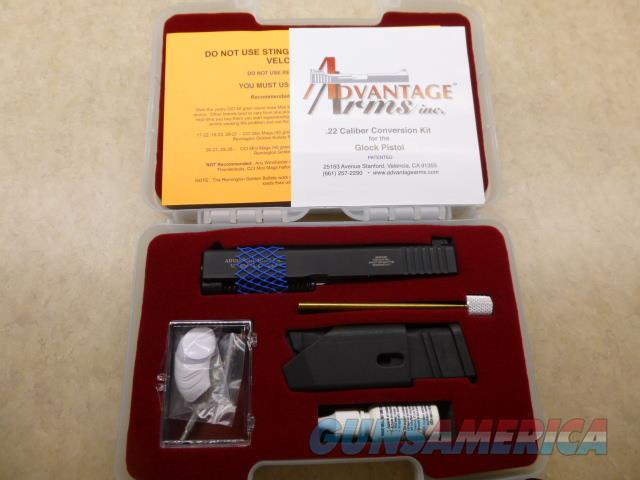 Advantage Arms .22 Conversion Kit for the Gen-4 Glock 19 & 23 - New  Non-Guns > Miscellaneous
