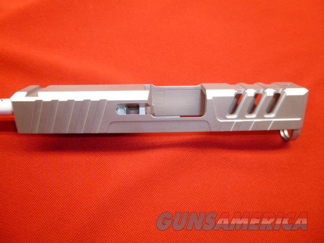 Stainless Steel slide for the Glock 43 Pistol, Top Quality  Non-Guns > Barrels
