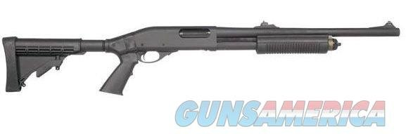 New Remington 870 Police Magnum 12-Gauge Pump Shotgun with Rifle Sights  Guns > Shotguns > Remington Shotguns  > Pump > Tactical