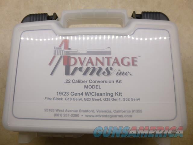 Advantage Arms .22 Conversion Kit for the Gen-4 Glock 19 & 23 - New  Non-Guns > Barrels