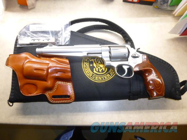 """Smith & Wesson 629-6 Performance Center 44 Magnum 7.5"""" with Holster  Guns > Pistols > Smith & Wesson Revolvers > Model 629"""