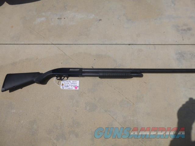 Used Mossberg 500A Pump Shotgun Set Up for Hunting  Guns > Shotguns > Mossberg Shotguns > Pump > Sporting