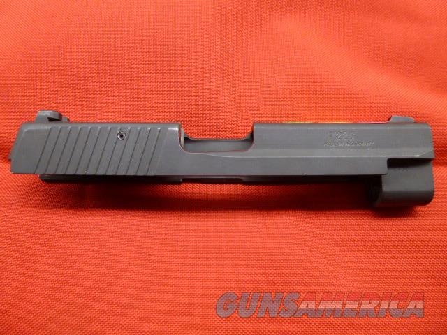 SIG P226 Carbon Steel Slide, Manufactured 1989, Made in W. Germany  Guns > Pistols > Sig - Sauer/Sigarms Pistols > P226