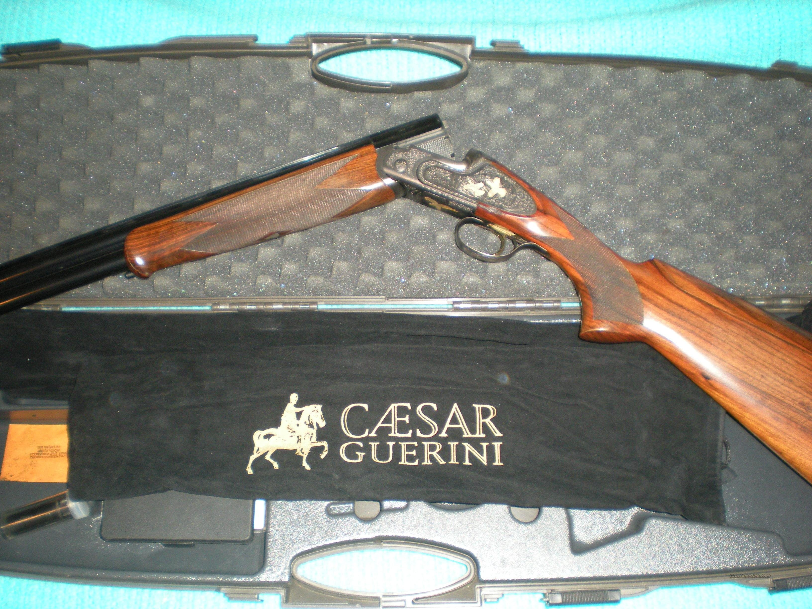 "MAGNUS SPORTING 32"" Make Offer  Guns > Shotguns > Guerini Shotuns"