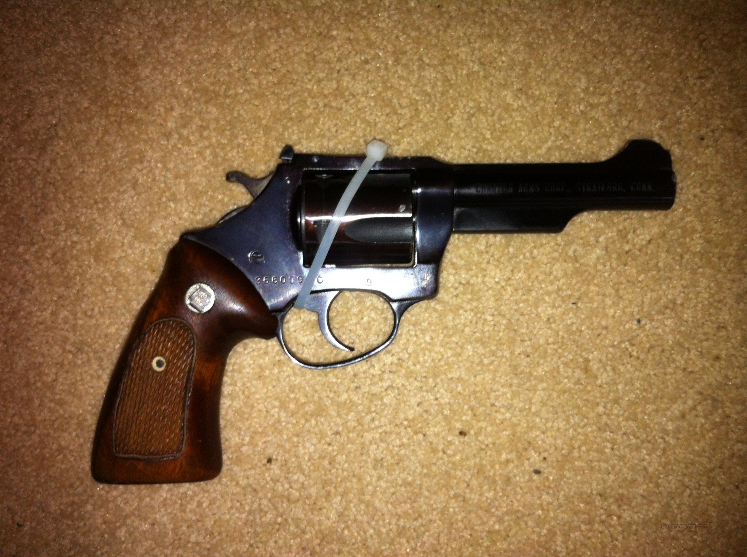 Charter Arms 357 Mag  Guns > Pistols > Charter Arms Revolvers