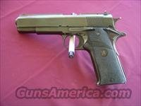Llama .45acp 1911 Beautiful full frame 1/2 price of Colt  Guns > Pistols > Llama Pistols