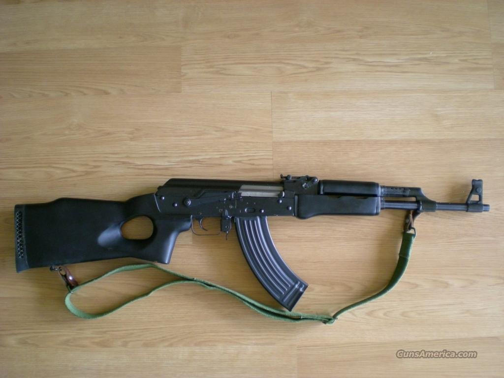 MAK 90 Norinco, Barely Used  Guns > Rifles > AK-47 Rifles (and copies) > Full Stock