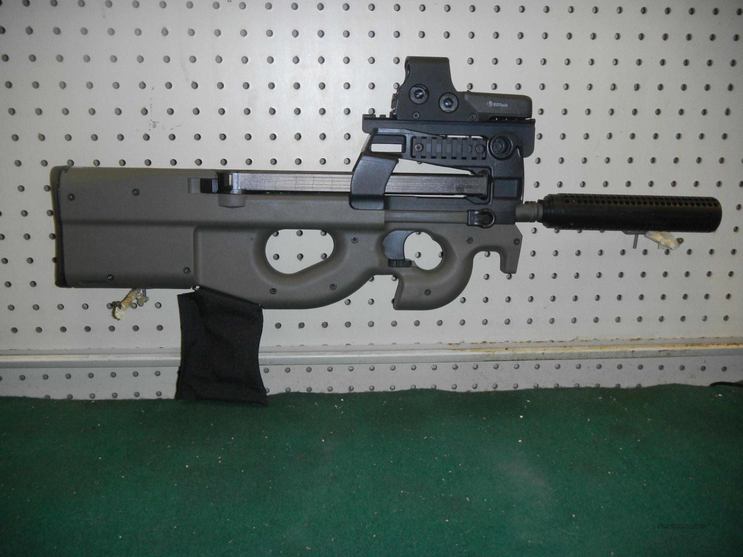 FNH PS() combat rifle  Guns > Rifles > FNH - Fabrique Nationale (FN) Rifles > Semi-auto > PS90