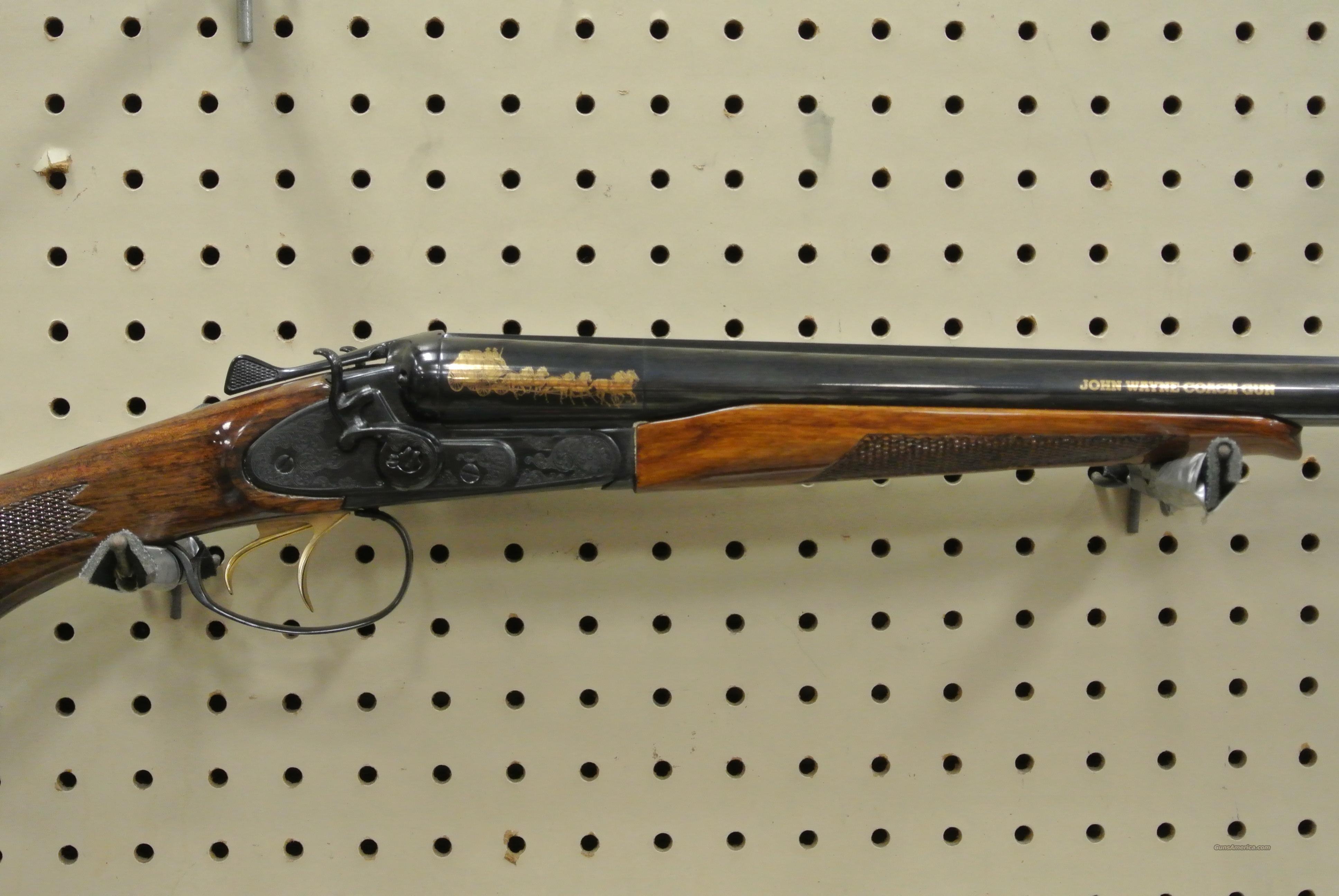 baikal  u0026quot john wayne coach gun u0026quot  in 12 gauge for sale