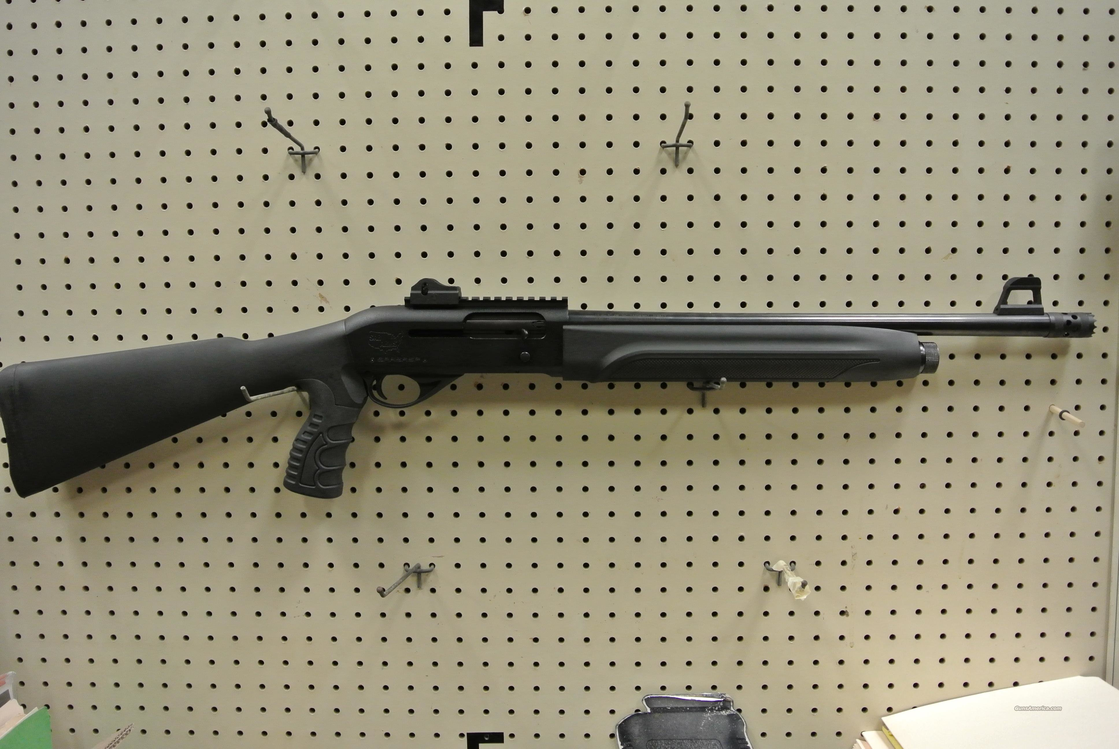 EAA SARSA Semi-Auto 12 gauge 3inch Home Defense Shotgun  Guns > Shotguns > EAA Shotguns
