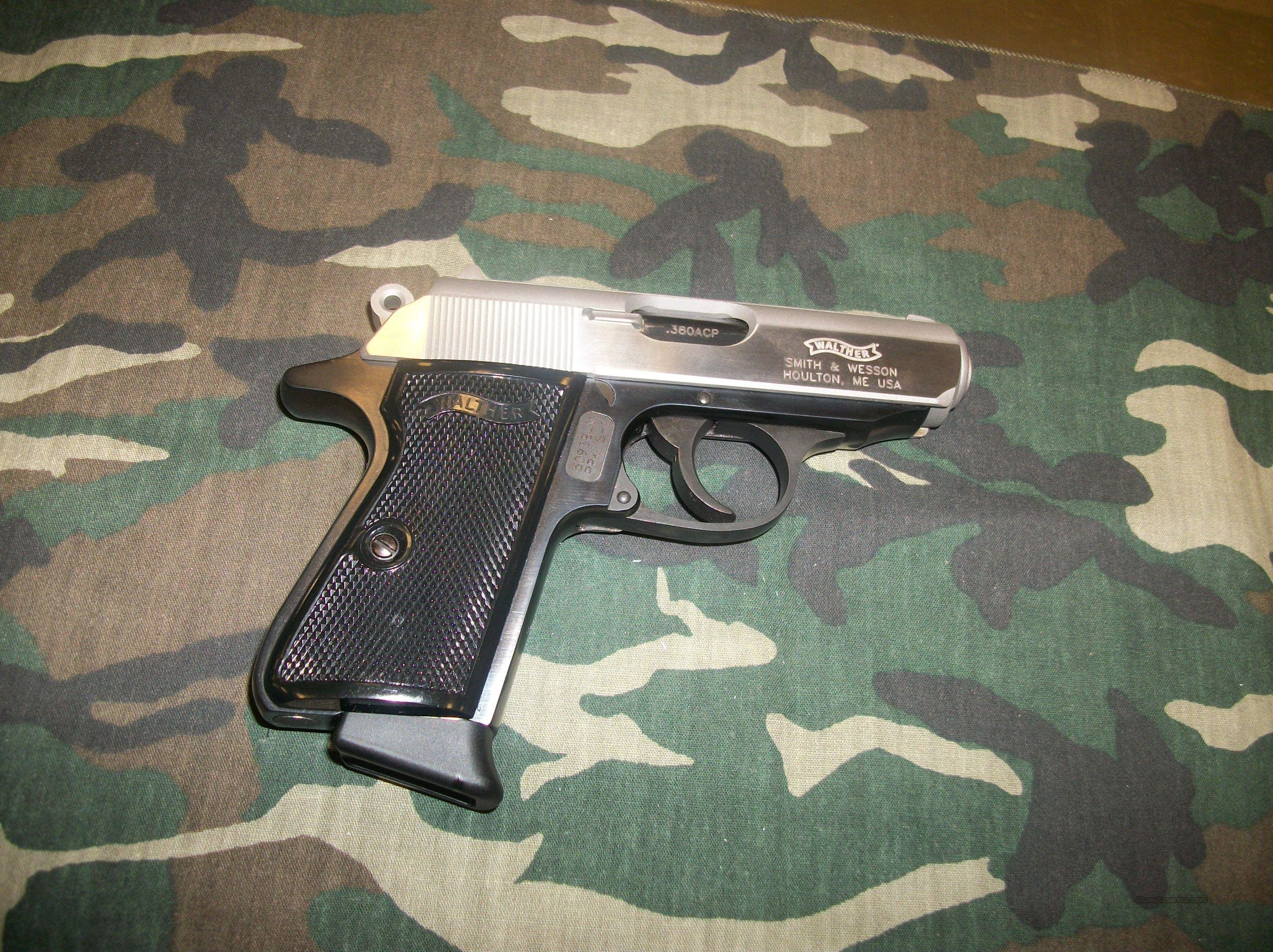 Walther PPK/S 380 TWO TONE  Guns > Pistols > Walther Pistols > Post WWII > PP Series