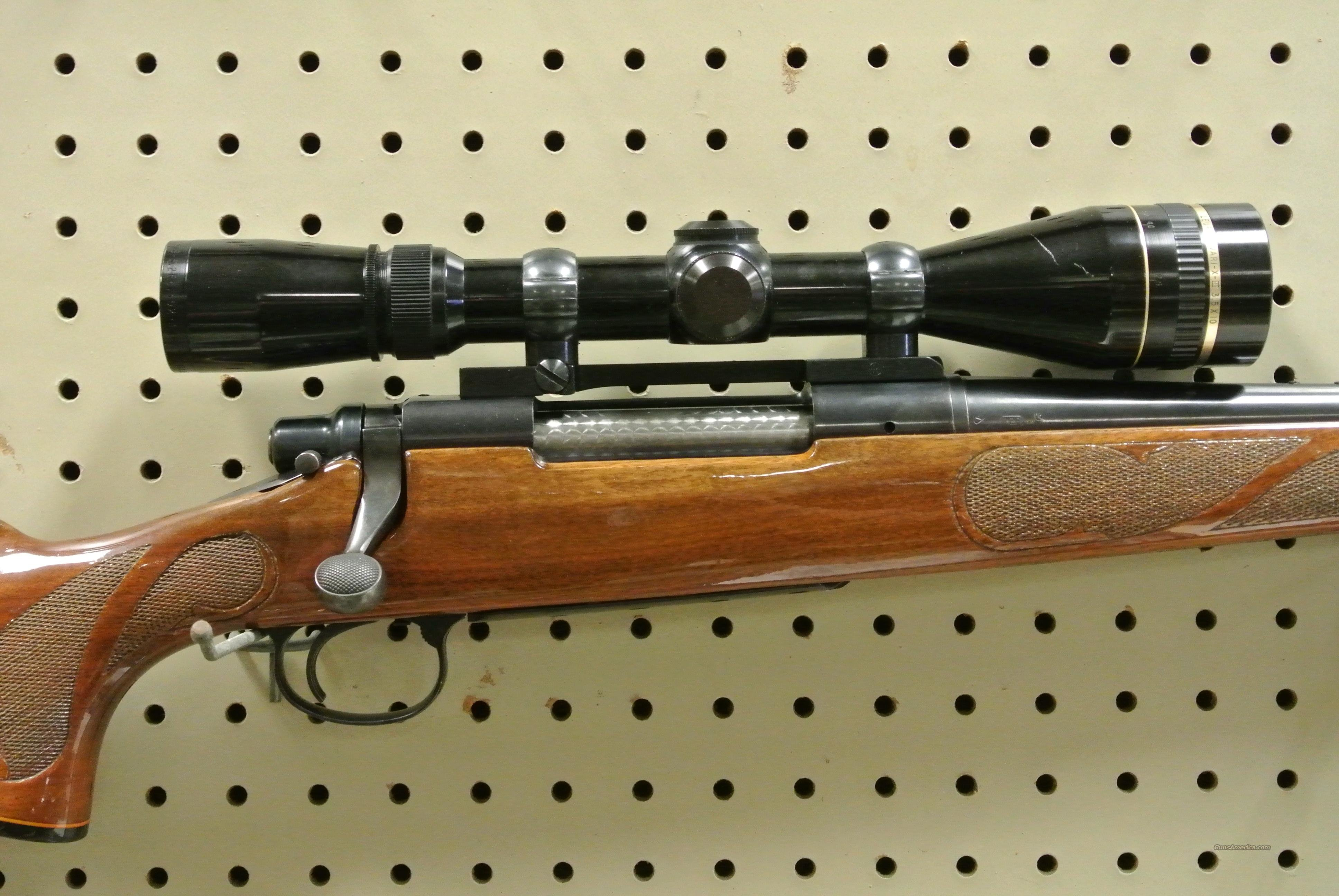 Remington Model 700 BDL 300 Winchester Mag  Guns > Rifles > Remington Rifles - Modern > Model 700 > Sporting