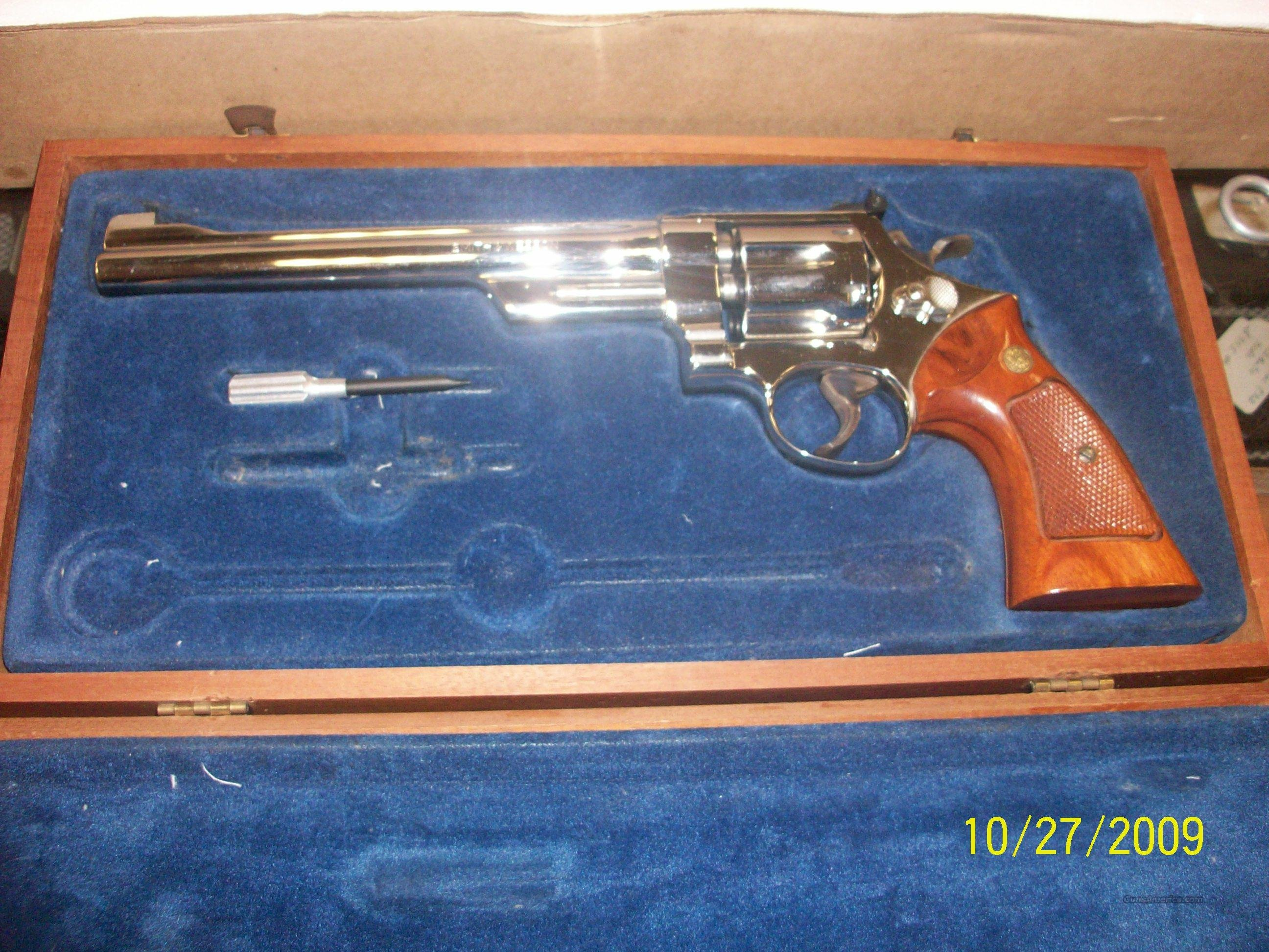 S&W M27 357Mag  Guns > Pistols > Smith & Wesson Revolvers > Full Frame Revolver