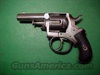 British Bull Dog Revolver  Guns > Pistols > Antique (Pre-1899) Pistols - Ctg. Misc.