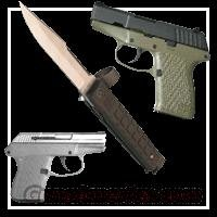 Kel-Tec P3AT .380 ACP Grey or O.D. Green  Guns > Pistols > Kel-Tec Pistols > Pocket Pistol Type
