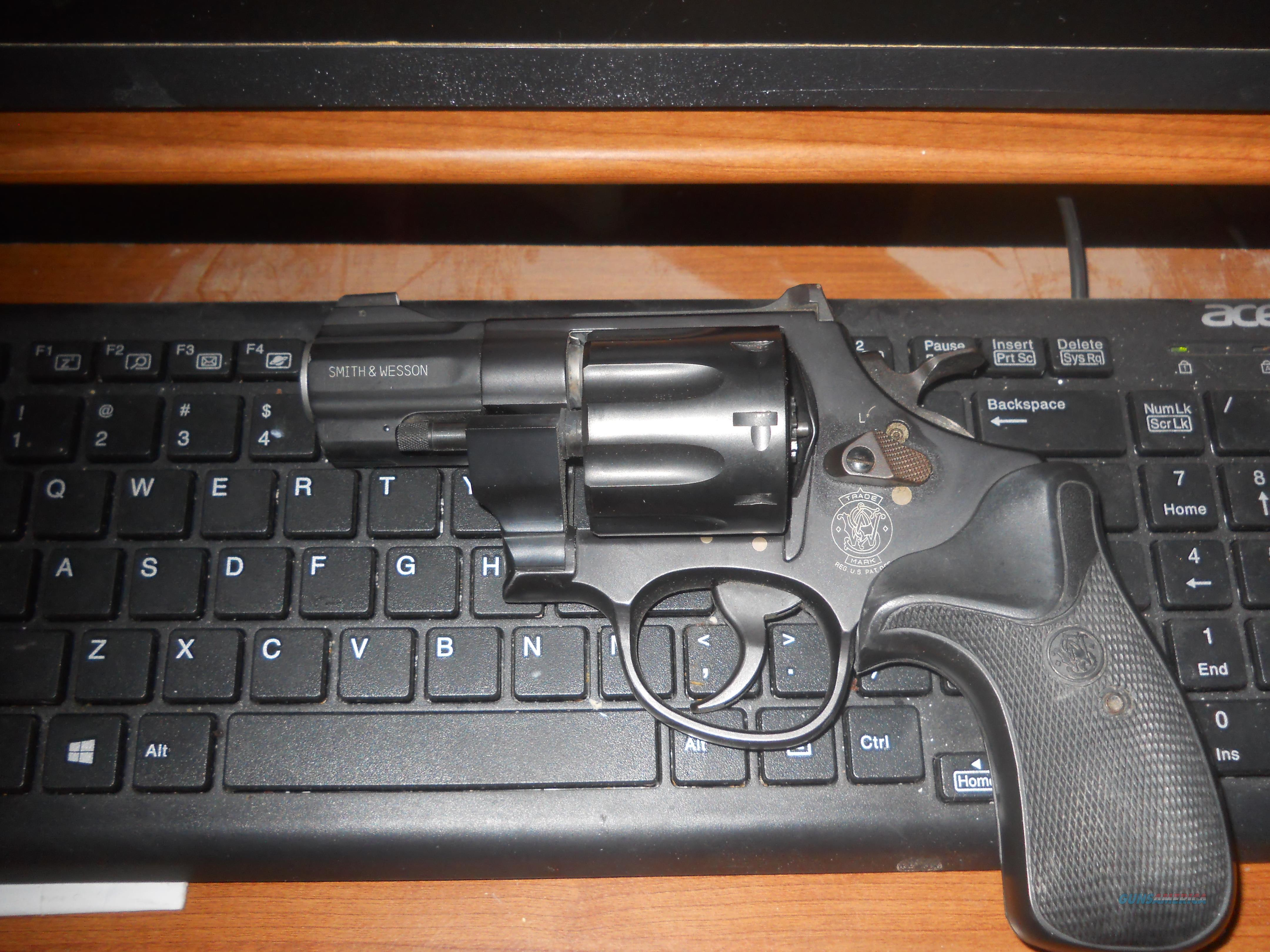smith and wesson 327 night guard   Guns > Pistols > Smith & Wesson Revolvers > Med. Frame ( K/L )
