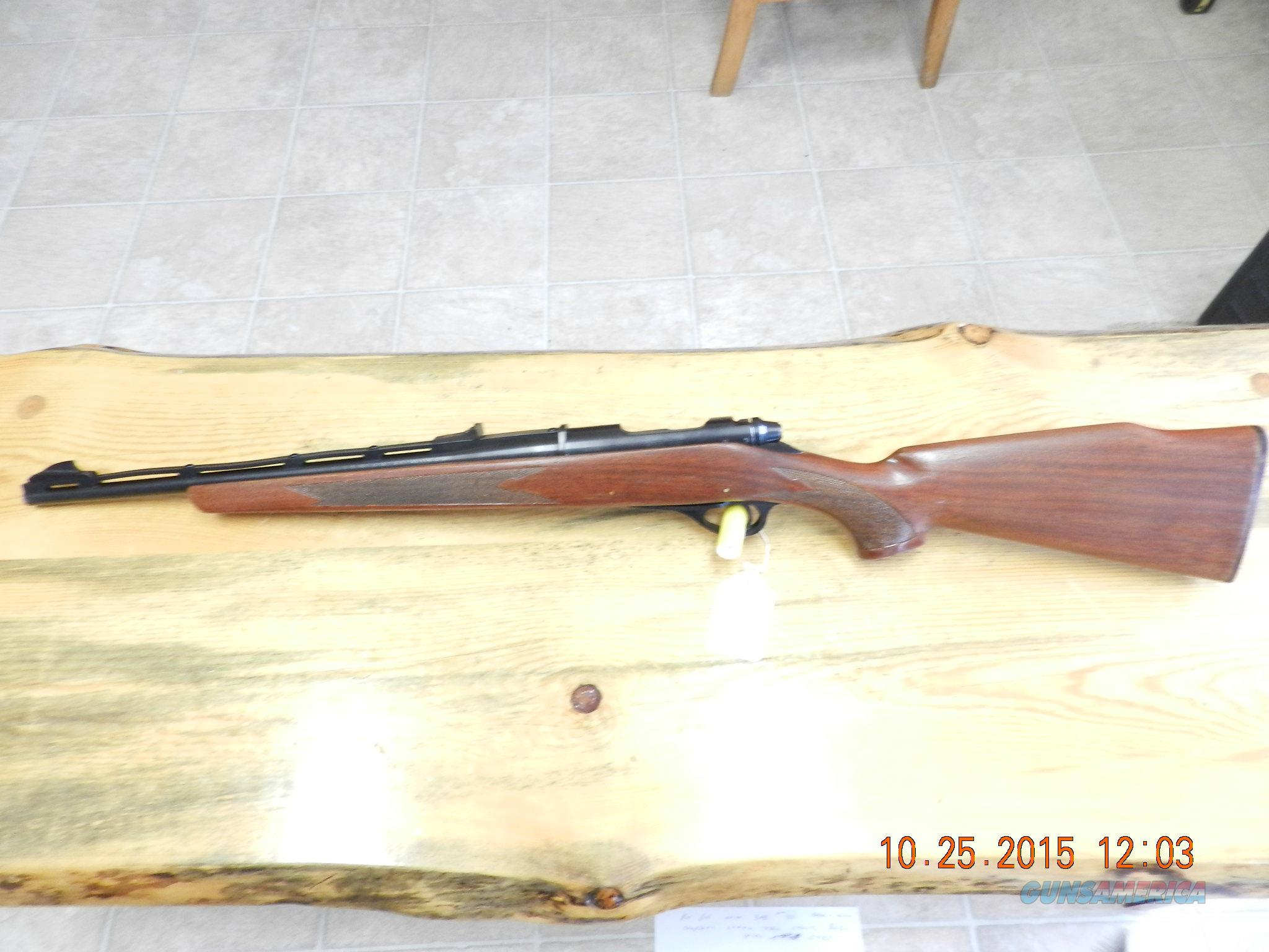 Remington 600 Vent Rib 222  Guns > Rifles > Remington Rifles - Modern > Bolt Action Non-Model 700 > Sporting