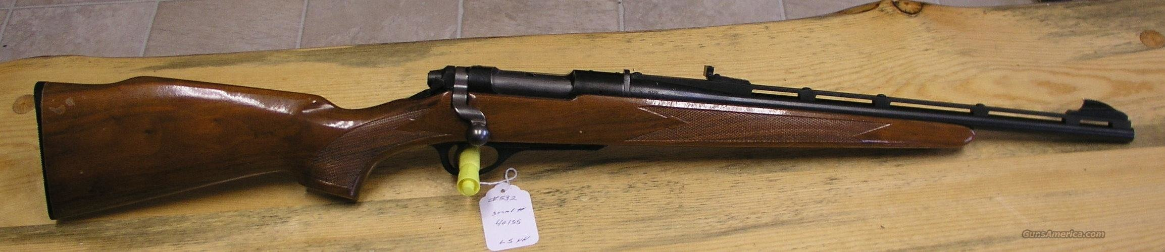 Remington 600 vent rib  223 Rare  Guns > Rifles > Remington Rifles - Modern > Bolt Action Non-Model 700 > Sporting