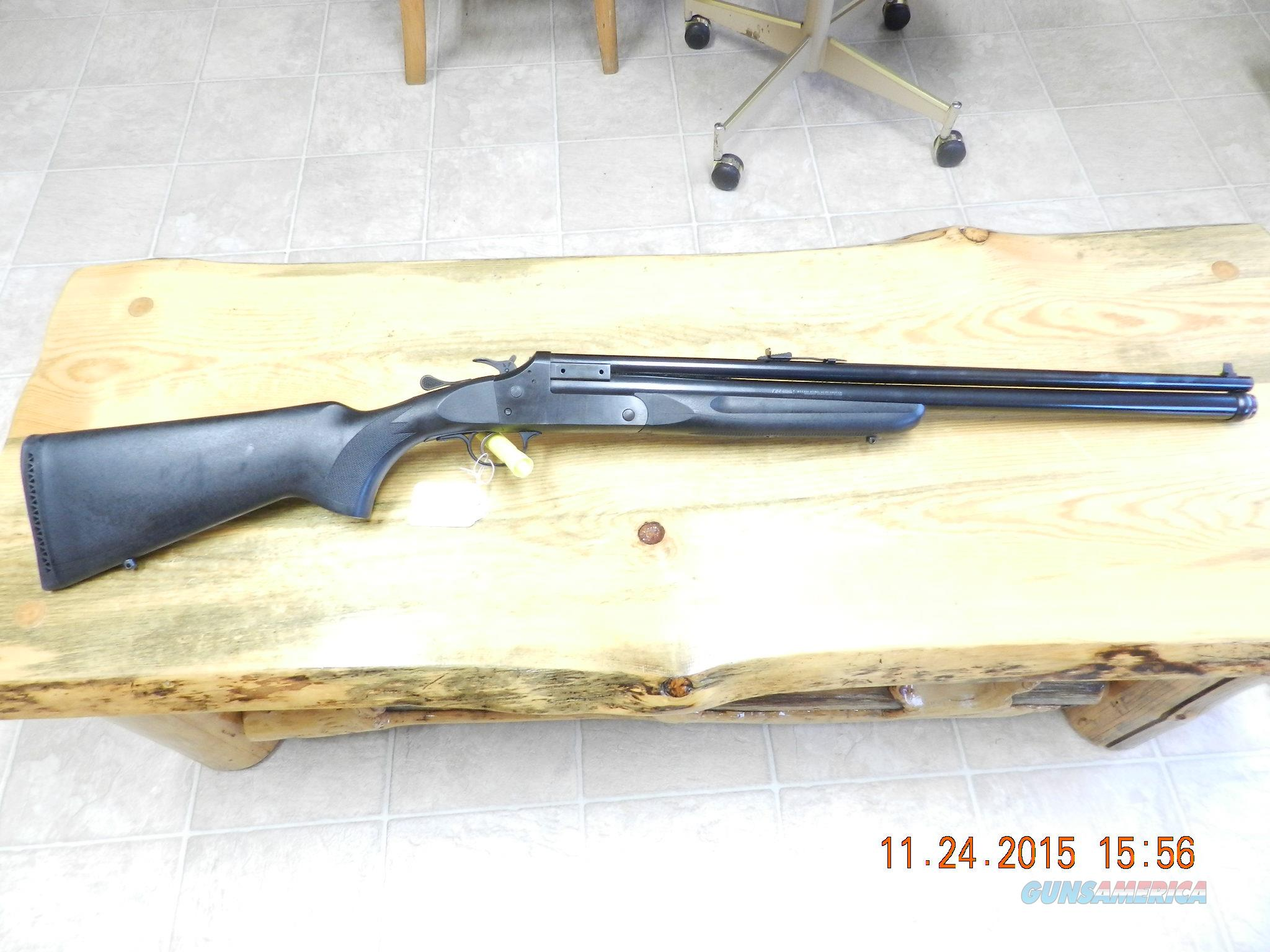 Savage 24 G 17 hornaday x 12 gauge 3 inch  Guns > Rifles > Savage Rifles > Other