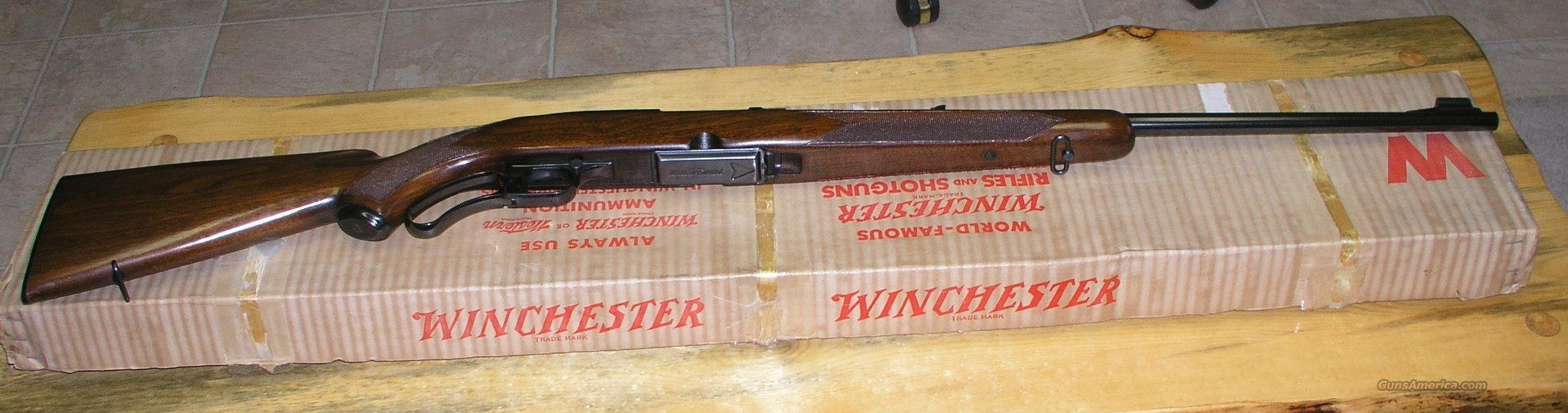 Winchester 88 358 mint with box  Guns > Rifles > Winchester Rifles - Modern Lever > Other Lever > Pre-64