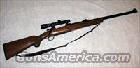 Ruger M77 .458 Win. Mag.  Guns > Rifles > Ruger Rifles > Model 77