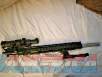 ARD COMPLETE UPPER RECEIVER WITH SCOPE AND BIPOD!!  Non-Guns > Gun Parts > M16-AR15 > Upper Only