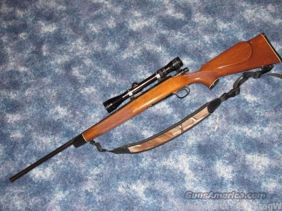 REMINGTON 700 BDL 308 w/ SCOPE NICE!!!  Guns > Rifles > Remington Rifles - Modern > Model 700 > Sporting