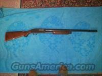JC Higgins 12 Ga Pump Shotgun  JC Higgins Shotguns