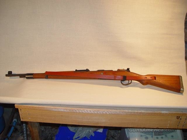 98-K Mauser late WW-2 in excellent condition  Guns > Rifles > Mauser Rifles > German