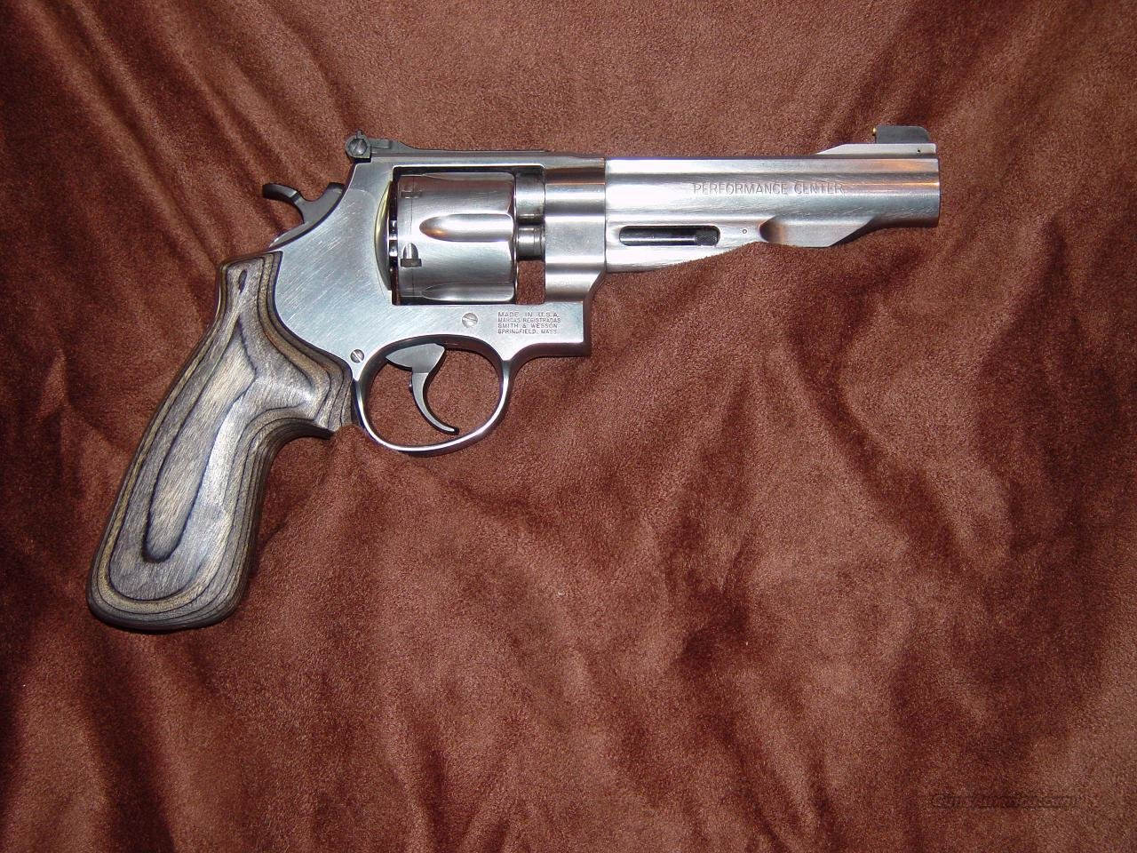 "Smith & Wesson 625 5"" Perforance Center  Guns > Pistols > Smith & Wesson Revolvers > Performance Center"