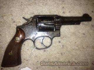 smith wesson model 10  Guns > Pistols > Smith & Wesson Revolvers > Model 10