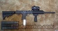 MAC-11, 9MM Carbine, Masterpiece Arms + AR-15 stock & adapter!  Guns > Rifles > C Misc Rifles