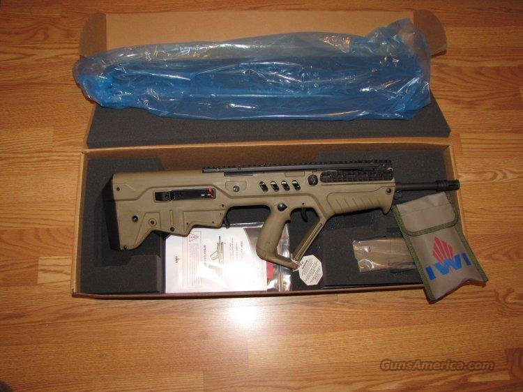 IWI Tavor SAR FD18 Flat Dark Earth Bullpup Carbine Rifle FDE FD-18  Guns > Rifles > Military Misc. Rifles Non-US > Other