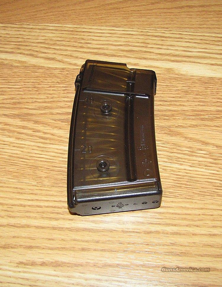 NEW Factory Sig 550 551 552 20 Round Magazine Mag  Non-Guns > Magazines & Clips > Rifle Magazines > Other