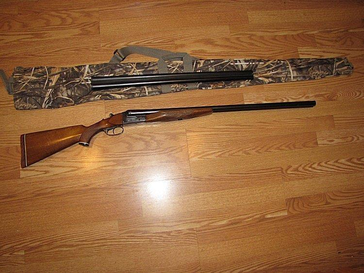 "Richland Arms 12 Gauge Ga 3"" Side By Side Shotgun SBS  Guns > Shotguns > A Misc Shotguns"
