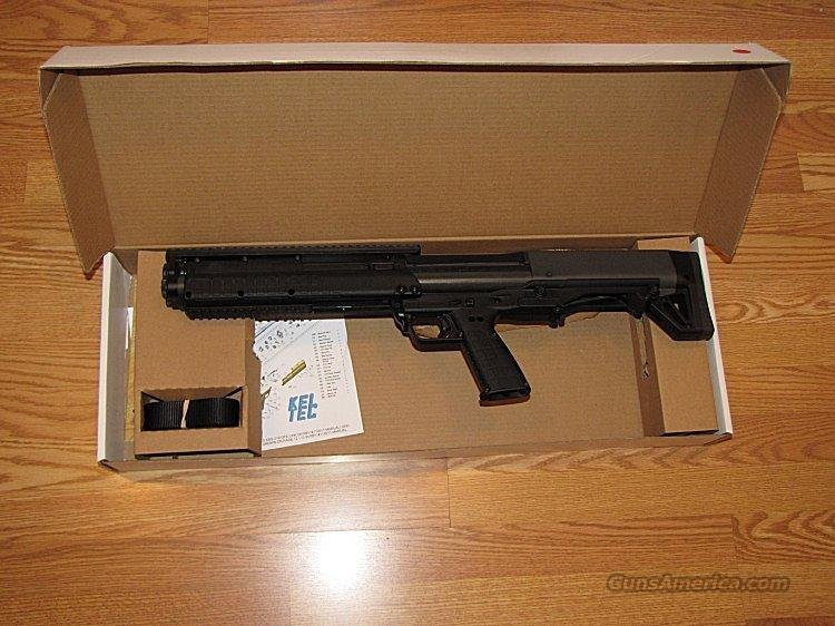 Kel-Tec KSG 12 Gauge Ga Pump Tactical Shotgun NIB  Guns > Shotguns > Kel-Tec Shotguns > KSG