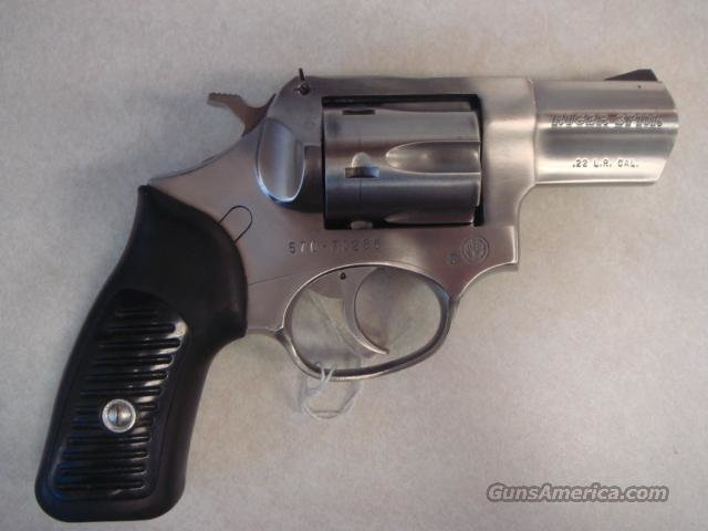 RUGER 22 CALIBER SP101 - RARE!  Guns > Pistols > Ruger Double Action Revolver > SP101 Type