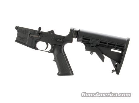 DPMS A15 Lower W/ AP4 Buttstock  Guns > Rifles > DPMS - Panther Arms > Lower Only
