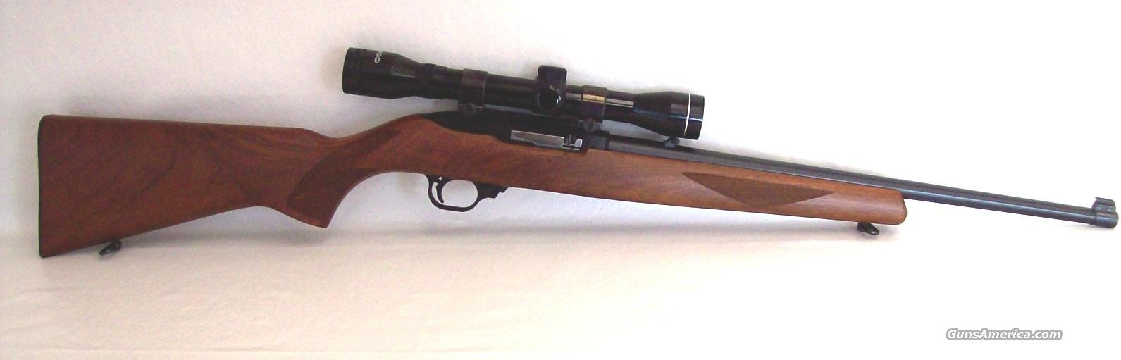 Ruger 10-22 w/ Tasco 4X32 Scope - LIKE NEW  Guns > Rifles > Ruger Rifles > 10-22