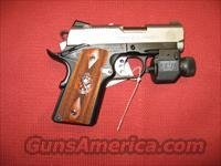 Springfield 1911 MICRO COMPACT   Springfield Armory Pistols > 1911 Type