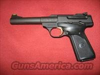 BROWNING BUCK MARK 22LR  Browning Pistols > Buckmark