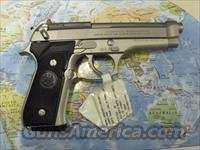 BERETTA 92FS INOX MADE IN ITALY   Beretta Pistols > Model 92 Series
